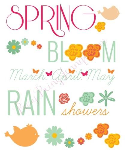 Free-Spring-Printable