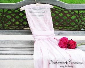 pink dress 1960 Popsicle color trend 2015