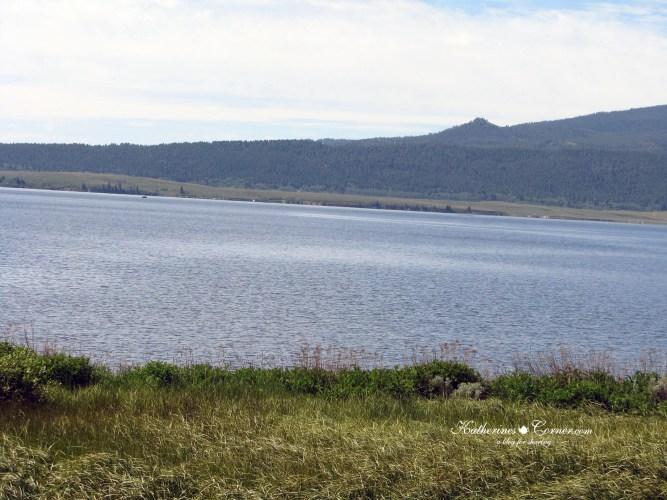 wanderlust view of henrys lake