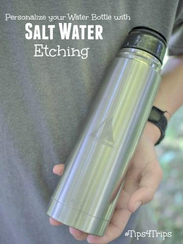 diy salt water etching