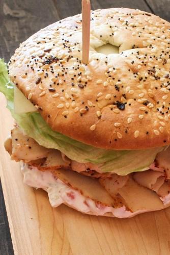 take your sandwich up a notch