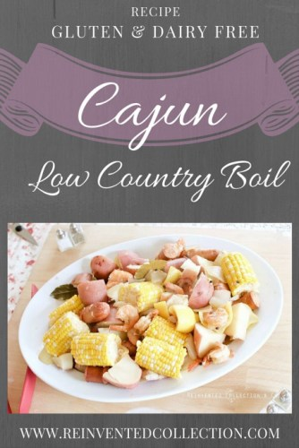 gluten free cajun boil