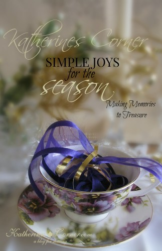 annual holiday magazine my way challenge katherines corner