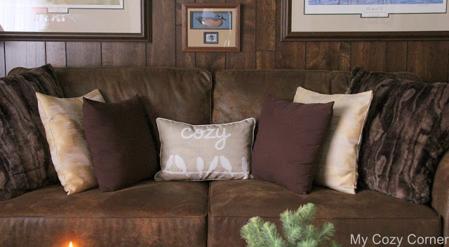 cozy pillows perfect for home decor