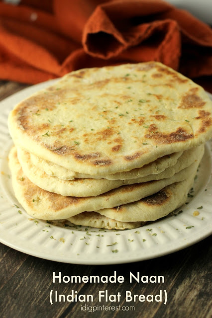 traditional Indian flat bread