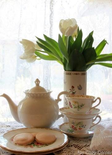 tulip tea party