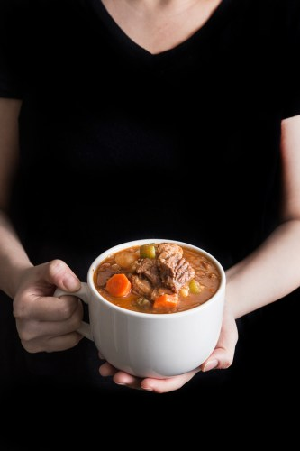 Beef stew is the perfect recipe for cold nights