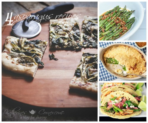 easy and delicious asparagus recipes