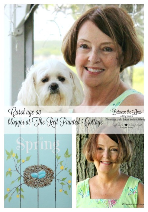 blogger age 50 and older you should be following