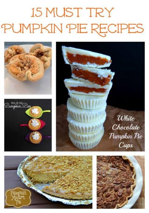 pumpkin pie recipes everyone will love