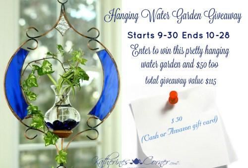 water-garden-giveaway