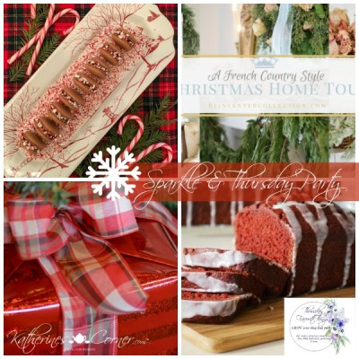 Sparkle Thursday Favorite Things blog hop link party