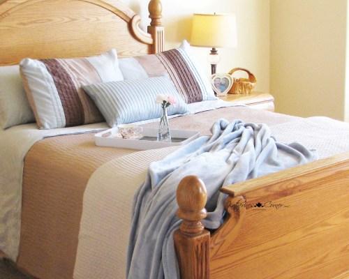 layering bedding