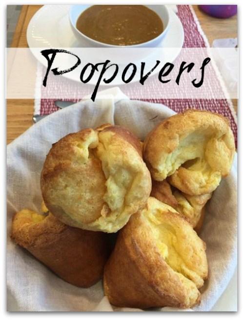 best ever popover recipe