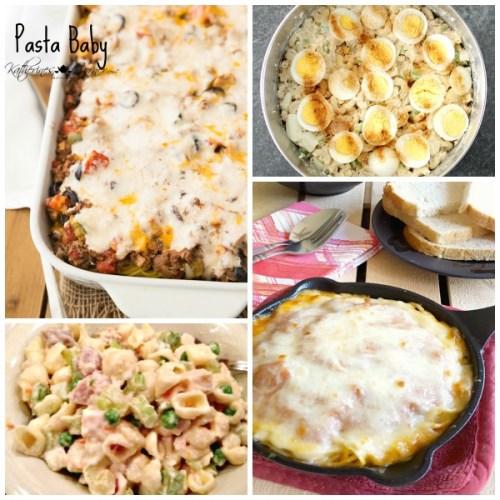 pasta baby Monday Inspirations