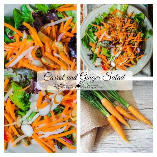 Carrot Ginger Salad