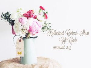 enter to win katherines corner shop gift card