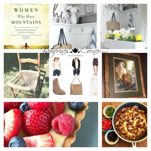 your invitation to Thursday Favorite Things