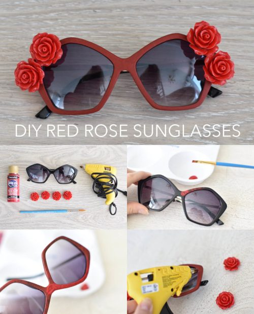 diy sunglasses