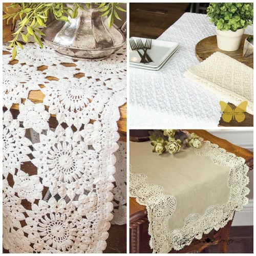 handmade linens