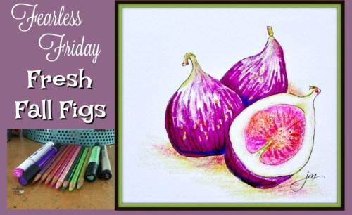 fresh fall figs diy
