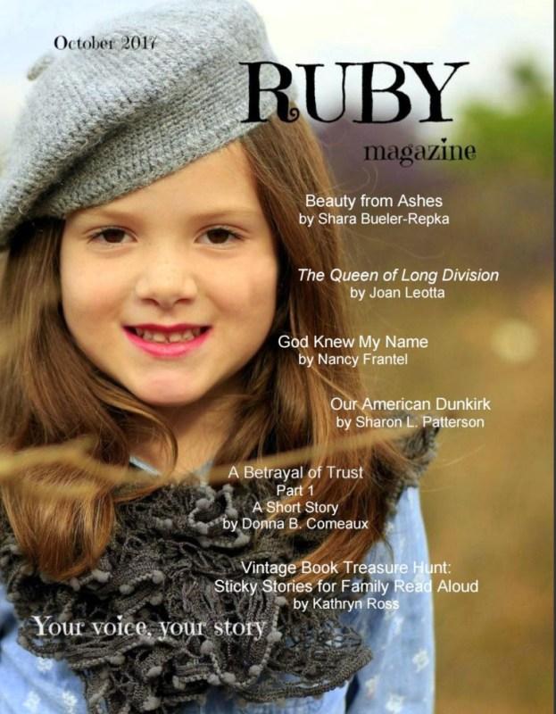 ruby for women magazine
