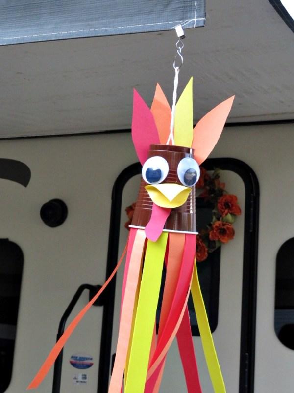 turkey time craft for children