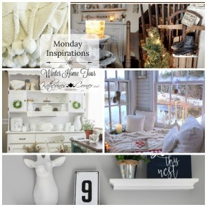 Home Tours Monday Inspirations