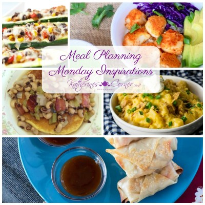 Meal Planning Monday Inspirations