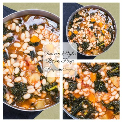 tuscan style bean soup