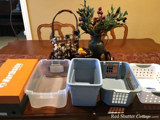 organizer container lids