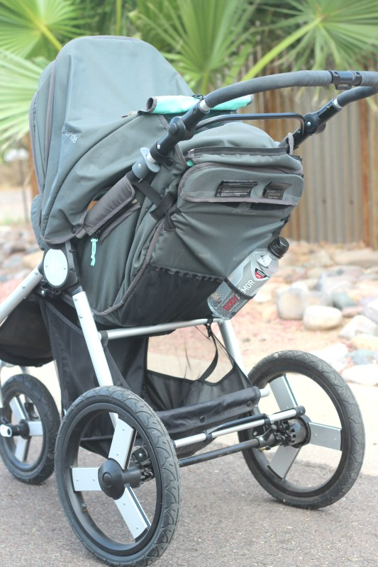 5 tips for running with a baby stroller