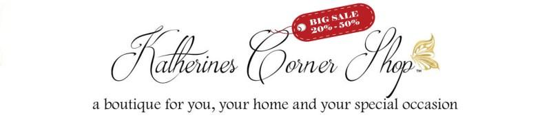 katherines corner shop BIG sale
