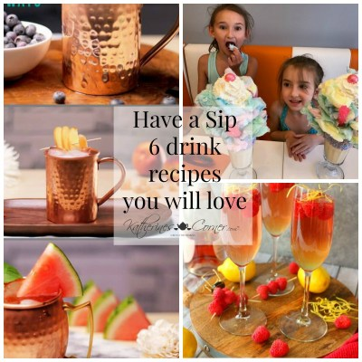 Have A Sip Monday Inspirations