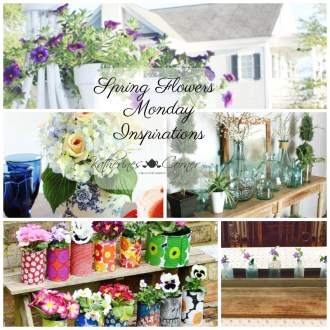 spring flowers monday motivation