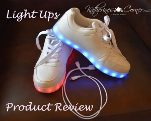 Light Ups Product Review