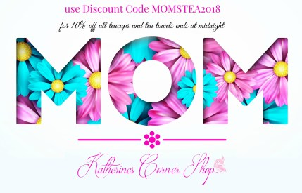 moms day discount code for katherines corner shop