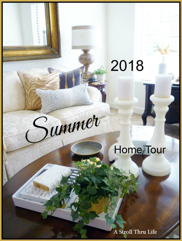 Summer Home Tour