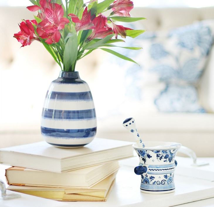 if blue and white dishes could talk