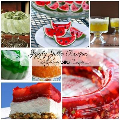 jiggly jello recipes