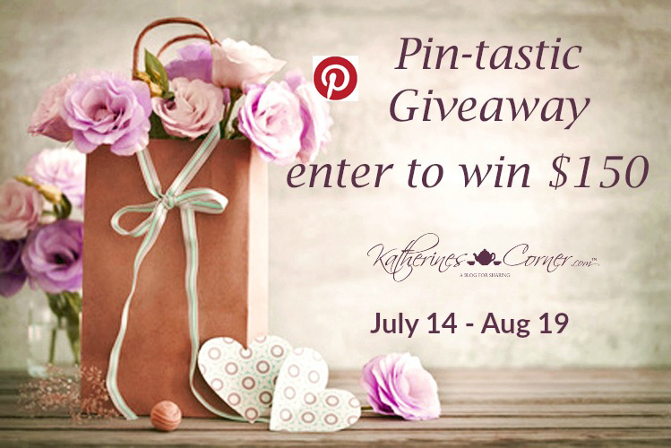 pin-tastic giveaway