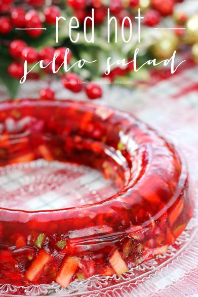 jello salad recipe