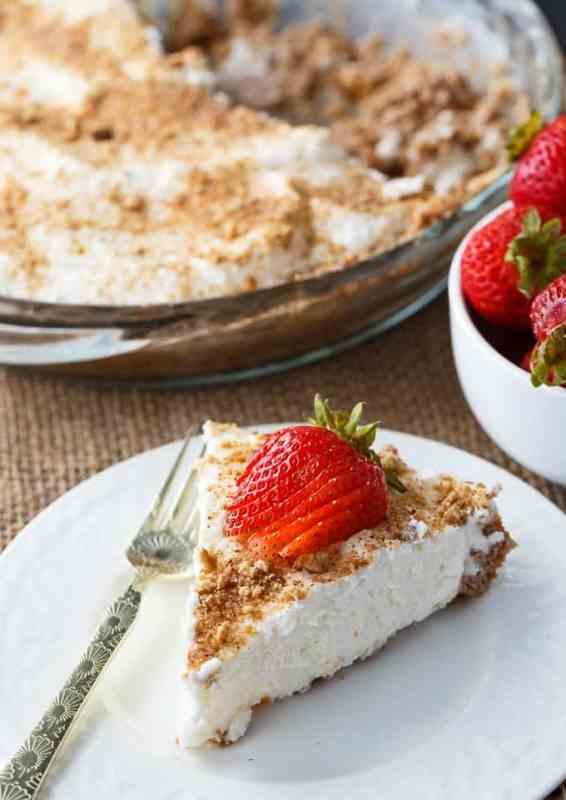 marshmallow pie recipe