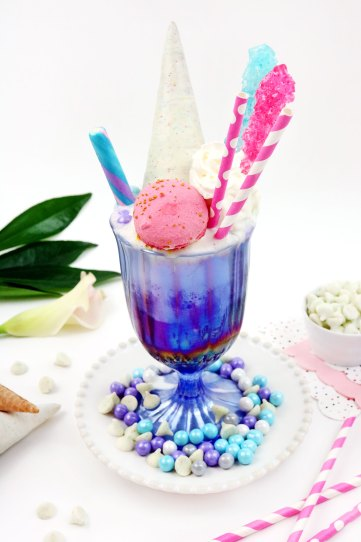 unicorn frozen treats