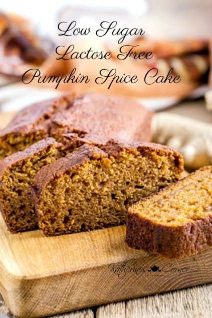 pumpkin spice is calling pumpkin spice cake