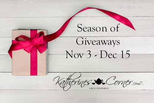 annual season of giveaways at katherines corner