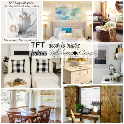 decor to inspire TFT Party