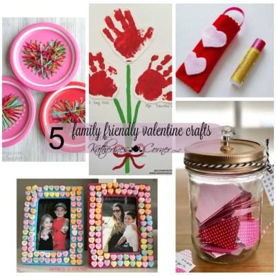 valentine craftiness family friendly crafts