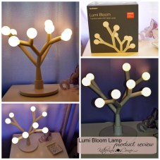 lumi bloom lamp product review