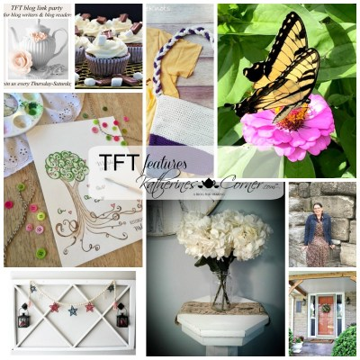TFT blog party features